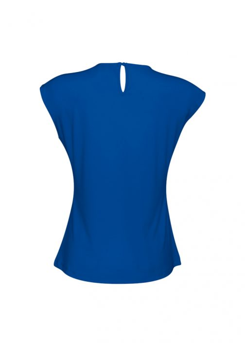 Ladies Mia Pleat Knit Top