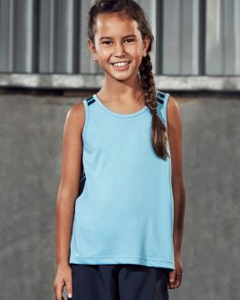 Kids Flash Singlet