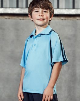 Kids Flash Polo