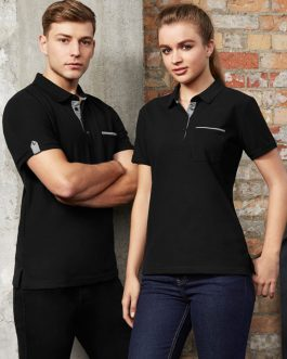 Ladies Edge Polo
