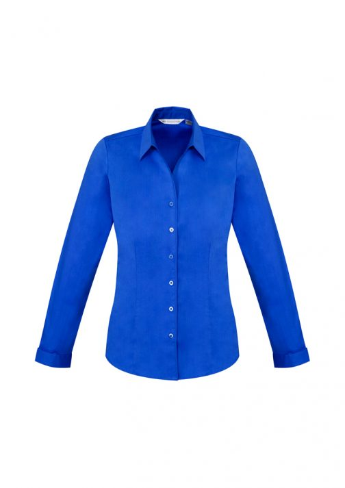 Ladies Monaco Long Sleeve Shirt
