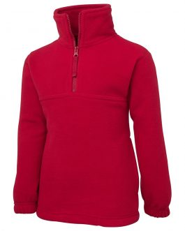 Kids 1/2 Zip Polar