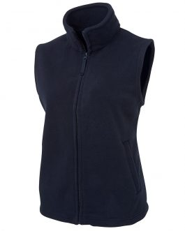 Ladies Polar Vest
