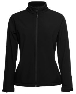 Ladies Podium Water Resistant Softshell Jacket