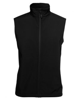 Podium Water Resistant Softshell Vest