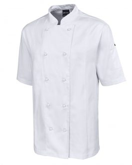 Vented Chef's S/S Jacket