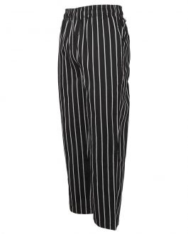 Striped Chef's Pant