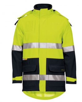 Hi Vis (D+N) Soft Shell Industry Jacket