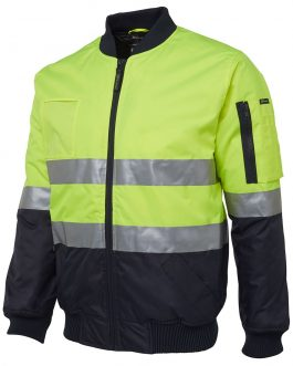 Hi Vis (D+N) Flying Jacket