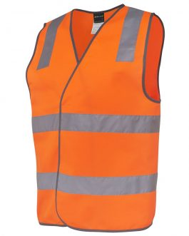 Hi Vis (D+N) Safety Vest