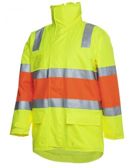 Hi Vis Longline Biomotion D+N Jacket