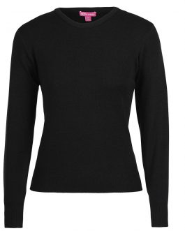 Ladies Corporate Crew Neck Jumper