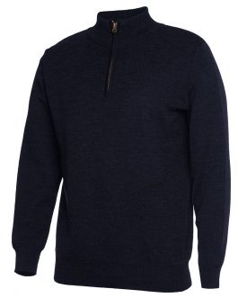 Men's Corporate 1/2 Zip Jumper