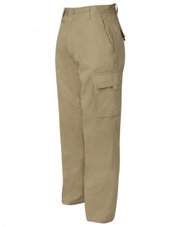 Adults Mercerised Work Cargo Pant
