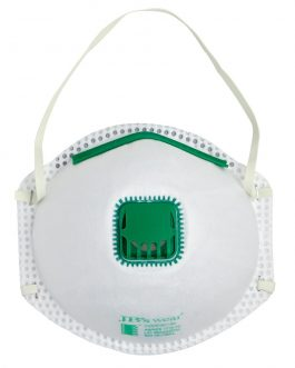 Blister (3pc) P2 Respirator With Valve