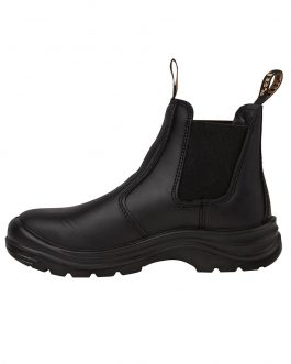 Elastic Sided Safety Boot