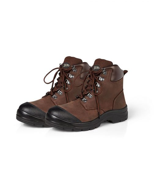 Lace Up Safety Boot