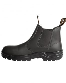 Traditional Soft Toe Elastic Sided Boot