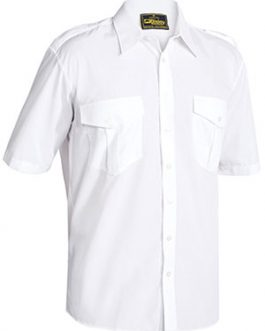 Epaulette Shirt – Short Sleeve