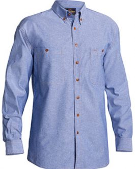 Chambray Shirt – Long Sleeve