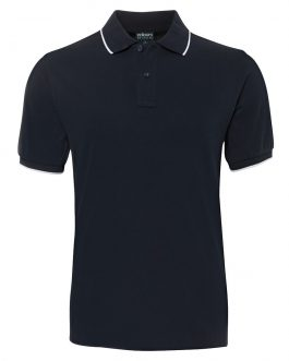 C of C Face Polo