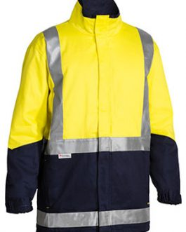 3m Taped Hi Vis 3 in 1 Drill jacket