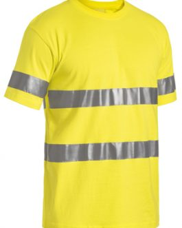 3m Taped Hi Vis Cotton T-shirt