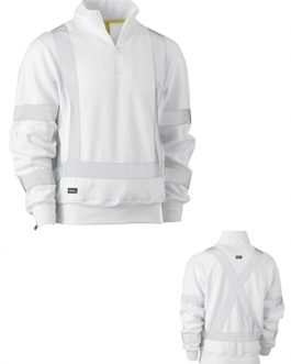 X Taped Fleece Pullover