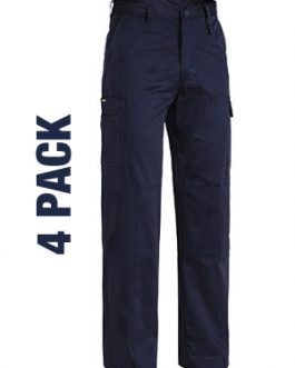 Cool Lightweight Mens Utility pant 4 pack
