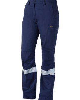 3m Taped Industrial Engineered Women Drill pant