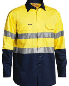 3m Taped Cool Hi Vis Lightweight shirt
