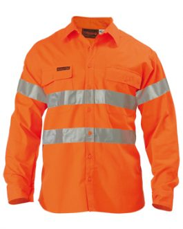 Hi Vis Shirt – Indura Ultra Soft flame resistant with tape