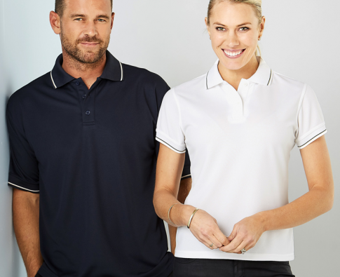LIGHTWEIGHT COOL DRY POLO S/S MENS