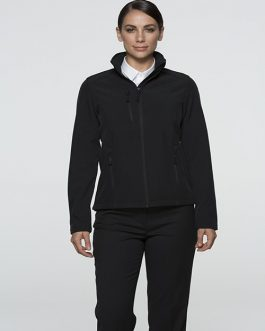 LADY OLYMPUS SOFTSHELL JACKET