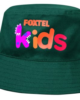 Breathable Poly Twill Infants Bucket Hat