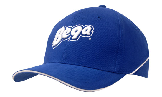 Beqa Brushed Heavy Cotton with Crown Piping and Sandwich