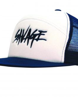 Savage Foam Front A Frame Cap with Mesh Back
