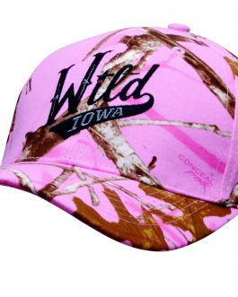 Wild True Timber Camouflage 6 Panel Cap