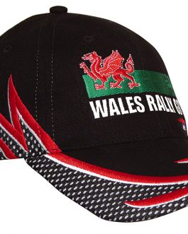 Wales Brushed Heavy Cotton with Mesh covered reflective trim