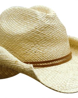 Ladies Cowboy Straw