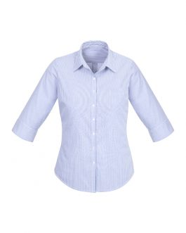 WOMENS ADVATEX LINDSEY 3/4 SLEEVE SHIRT