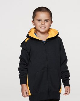 KIDS FRANKLIN ZIP HOODIES
