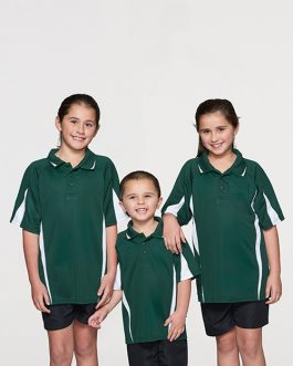 KIDS EUREKA POLO